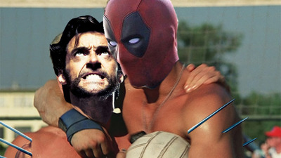 Ryan Reynolds pitches his idea for a Deadpool/Wolverine movie