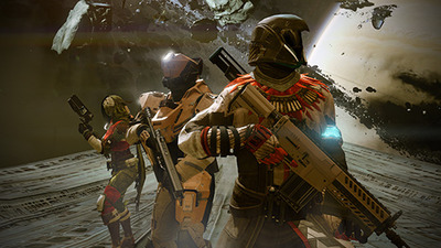 Bungie drops the banhammer in Destiny