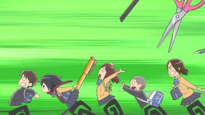 Attack on Titan spinoff anime takes us to Junior High