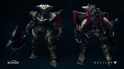 Meet Destiny: The Taken King's new boss, Darkblade