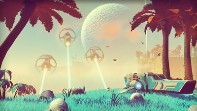 No Man's Sky release date a mystery 'for good reasons'