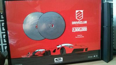 Driveclub has sold over 2 million units