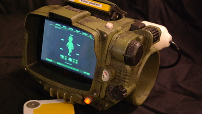 Here's how to cook up your very own Pip-Boy