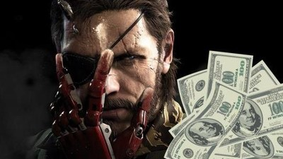 Metal Gear Solid 5 reportedly cost over $80 million to develop