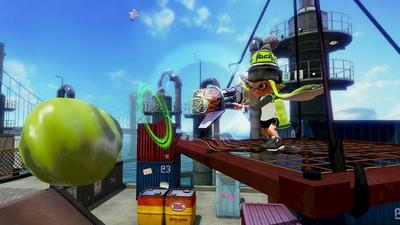 Splatoon patch details reveal tons of pre-Splatfest tweaks