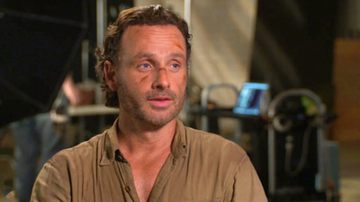 Andrew Lincoln: The Walking Dead Season 6 has 'some of the best episodes... in a couple of seasons'