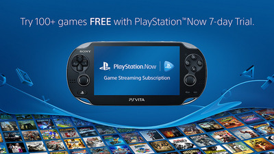 PlayStation Now subscription expands to PS Vita and PS TV