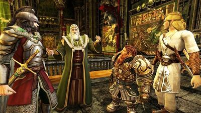 Lord of the Rings Online shuts down 19 Worlds