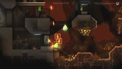 Minecraft creator reveals new 2D platformer called Cobalt