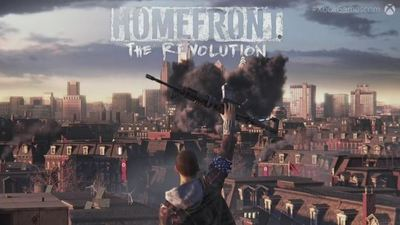 Early access to Homefront: The Revolution multiplayer beta coming to Xbox One