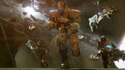 Destiny Year One Legendaries can't be upgraded in The Taken King
