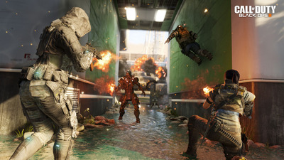 New Call of Duty: Black Ops 3 screenshots emerge from Gamescom 2015
