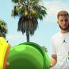 Nike takes LA Clippers' Blake Griffin and Marvin the Martian on Space Jam filled journey
