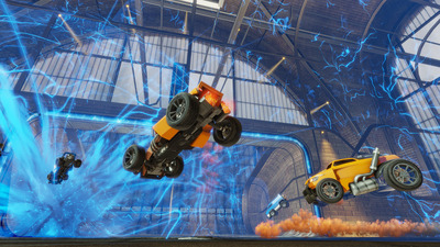 Interview: Psyonix talks Rocket League and a future filled with lots of airhorns