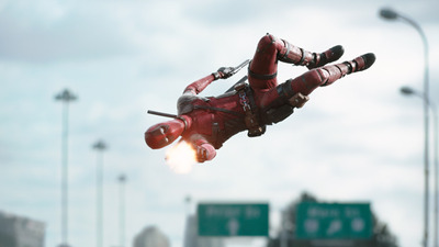 First Deadpool trailer officially released