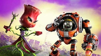 Garden Warfare 2 gets new plant classes, Mass Effect crossover character