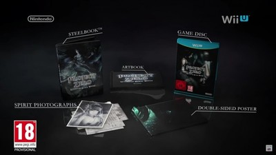 Europe gets Fatal Frame: Maiden of Black Water limited edition and demo