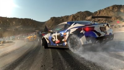 Ubisoft releases new trailer for The Crew Wild Run