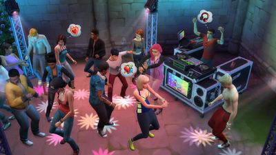 The Sims 4 'Get Together' expansion announced