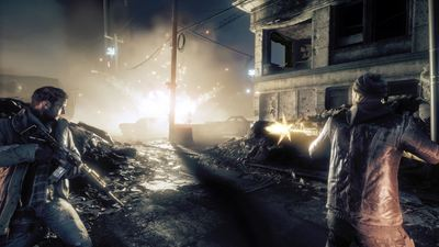 Check out 6 minutes of Homefront: The Revolution gameplay