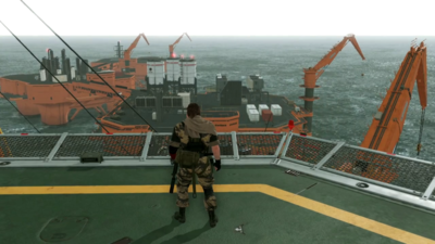 New MGSV gameplay walk-through takes us on an in depth tour of Mother Base