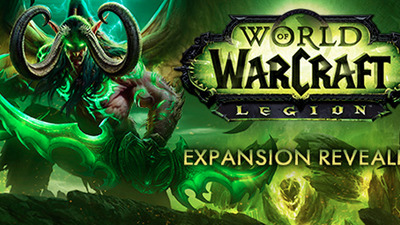World of Warcraft's next expansion, Legion, announced