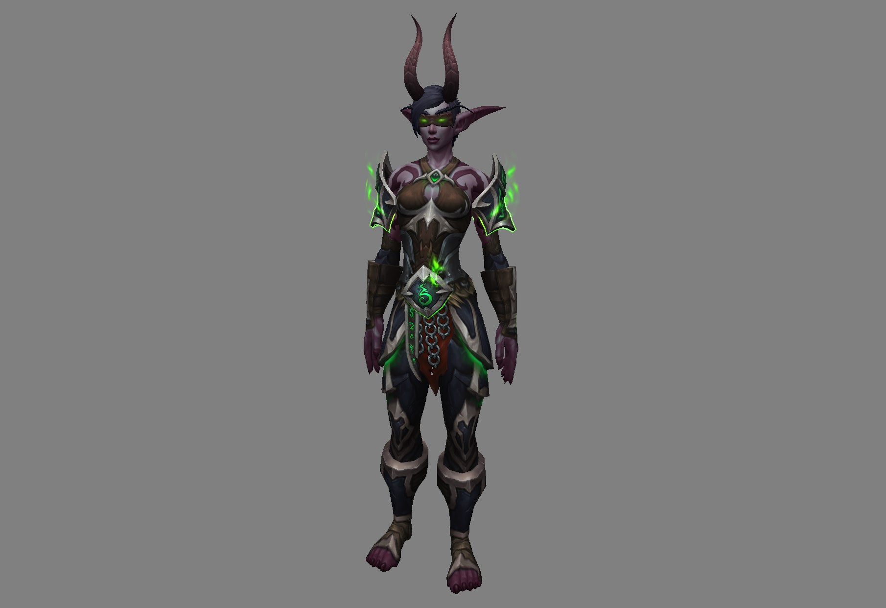 how to become demon hunter wow