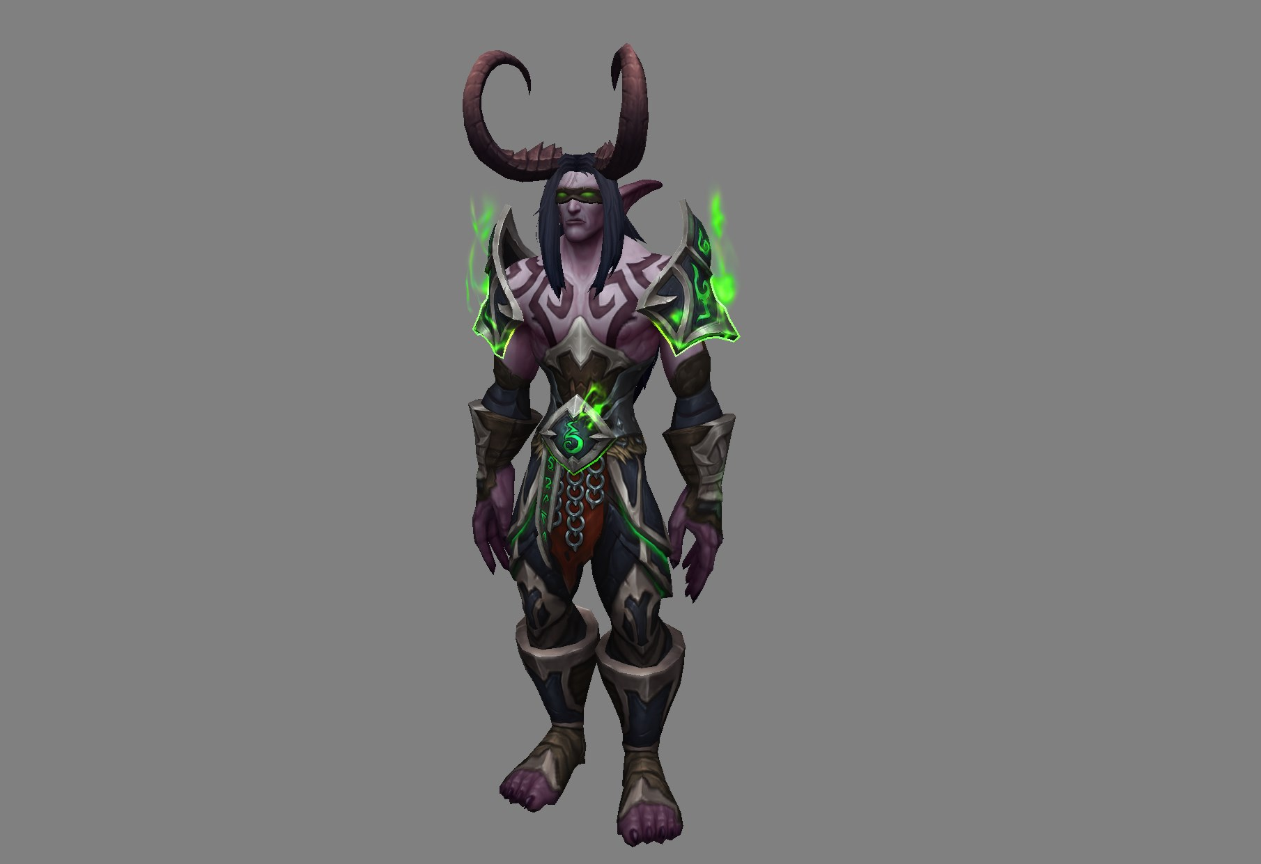 Take A Look At World Of Warcraft Legion S New Demon