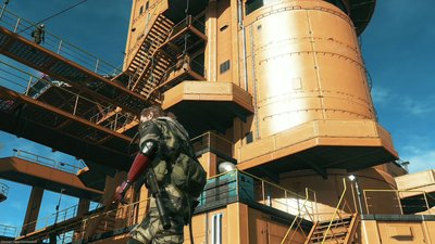 Everything you need to know about Metal Gear Solid 5: The Phantom Pain's Mother Base