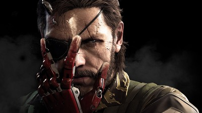 Kojima promises blood in Metal Gear Solid V