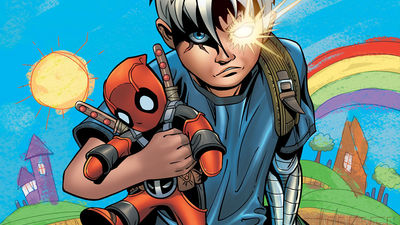 Rumors crop up of Cable appearing in the Deadpool sequel
