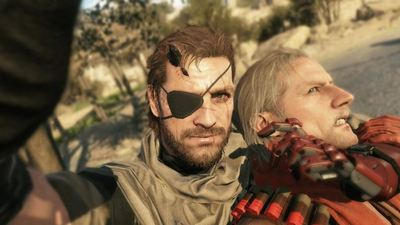 Metal Gear Solid V: The Phantom Pain may be soaked in simplicity