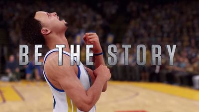 Stephen Curry steps out from the shadows in latest NBA 2K16 trailer