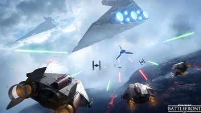 Star Wars Battlefront won't use the Battlelog service