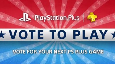 Sony's PS Plus 'Vote to Play' kicks off Thursday