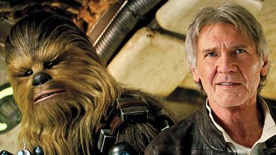 New Star Wars: The Force Awakens photos take us to the dark side