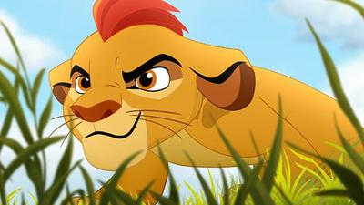 Disney's The Lion's Guard features Simba's son Kion, gets new trailer