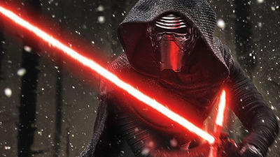 All new details on Star Wars: The Force Awakens' Kylo Ren