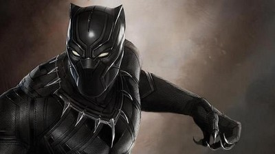 Here's your first look at Black Panther in Captain America: Civil War