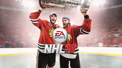Patrick Kane removed from cover of NHL 16 over rape investigation