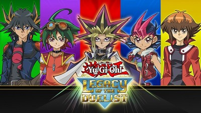 Yu-Gi-Oh! Legacy of the Duelist Review