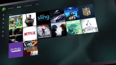 Xbox One U.I. update rolling out today