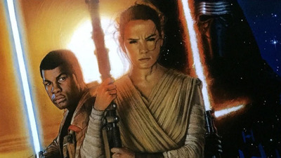 Star Wars: The Force Awakens poster drops major clue about main character