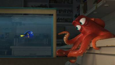Disney debuts the first official image for Finding Dory at D23