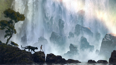 Disney's 'The Jungle Book' debut footage shown at D23 Expo