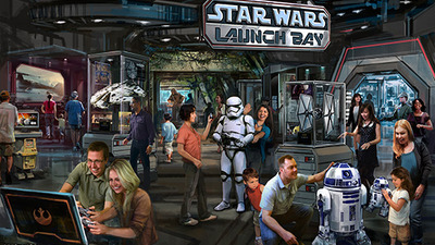 Even more new Star Wars experiences coming to Disney World and Disneyland
