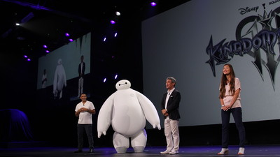New details for Big Hero 6 in Kingdom Hearts 3