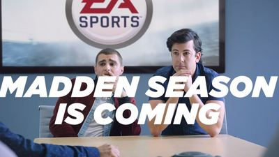 Dave Franco is back and trying to make a Madden NFL 16 movie