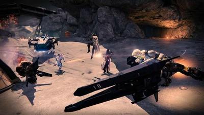 Bungie: No strategy for vehicles in Destiny's Crucible 'right now'