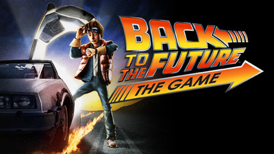 Telltale's Back to the Future coming to Xbox One, 360 and PS4